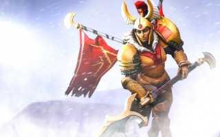 Dota 2 — Игрок сделал бумажного Legion Commander своими руками