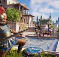 Assassin's Creed основной сюжет будет проходить в Греции