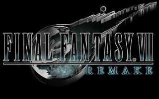 Final Fantasy 7 Remake — Босс Ифрит показали в новом видео