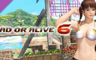 "Dead or Alive 6: Дополнение ""Seaside Eden"" добавил пляжные костюмы"