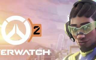 Overwatch 2 — PlayStation случайно засветило год выпуска игры