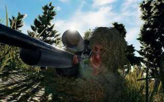 Гайд по оружию в PlayerUnknown's Battlegrounds