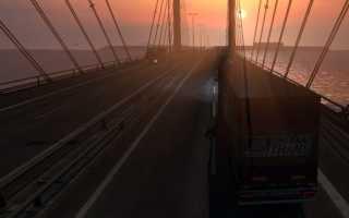 Euro Truck Simulator 2 — DLC Road to the Black Sea игроки посетят Стамбул