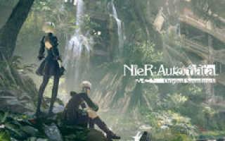 NieR: Automata — Саундтреки наконец-то появились на Spotify