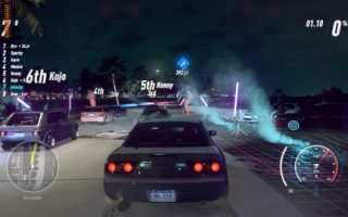Need for Speed: Heat — 4K-скриншоты фанаты не восторге от графики игры